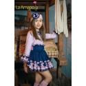 Conjunto falda Colección Poppy de La Amapola