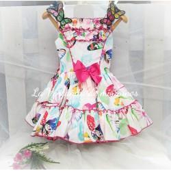 Vestido Mariposas de Nini