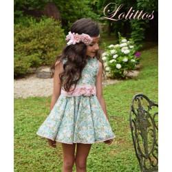 Vestido Pomposa de Lolittos
