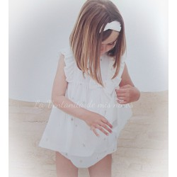 Jesusito Linen Estrellas de Eve Children