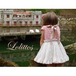 Vestido Trigal de Lolittos