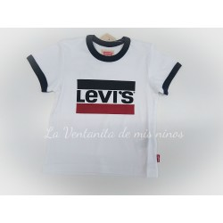 Camiseta de niño Logo Levis