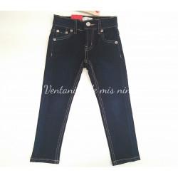 Pantalón 519 Extreme Skinny de Levis Kids