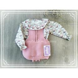Ranita con blusa bebe de Sigar